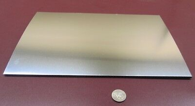 316 Stainless Steel Sheet Annealed .006 Thick X 8.0 Width X 12.0 Length