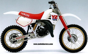Wanted 1987 yz125