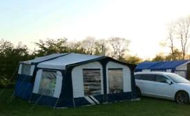 Pennie Fiesta Folding Camper 4 berth