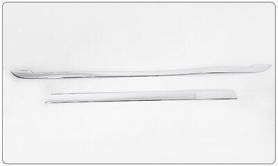 Chrome Trunk Garnish molding  for  Kia ALL New Sorento (2014 ~ on)///