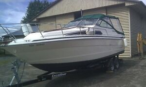 Searay Sundancer 268 w/trailer - $8500 - priced to sell