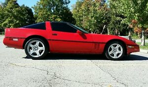 Rare 1989 Corvette 6 Speed Standard - Original