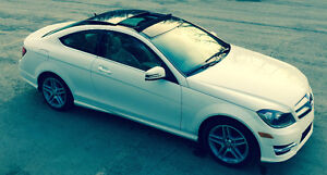 """""2013 Mercedes-Benz C250 Coupe Less than 22,000KM"""""