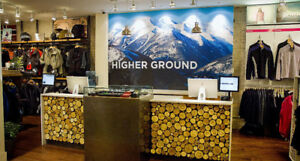 Full & Part Time Sales Associates - Higher Ground