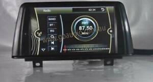 BMW 3 series 316d 318d 320d 325d 2012 - 2017 car dvd gps free cam Revesby Bankstown Area Preview