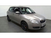 2008(08)SKODA FABIA 2 1.4TDi MET GOLD,£30 TAX,BIG MPG,GREAT VALUE!