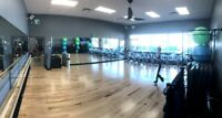 FITNESS STUDIO SPACE FOR RENT OR REVENUE SHARE