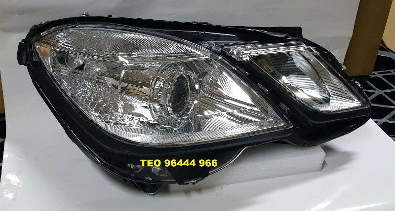 MERCEDES BENZ W212 '2009 ONWARDS (E CLASS) HEAD LAMP / HEAD LIGHT (NEW)
