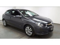 2009(09)VAUXHALL ASTRA COUPE 1.4 SXi MET GREY,LONG MOT,CLEAN CAR,GREAT VALUE
