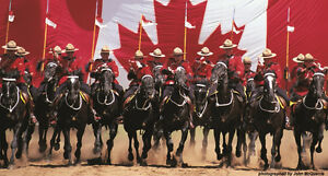 RCMP MUSICAL RIDE TICKETS NOW ON SALE!!