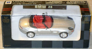 "2000 BMW Z8 in 1/43 ""o"" scale"