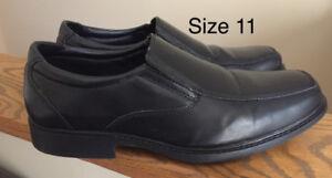 Men's size 11 dress shoes