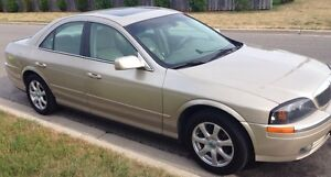 *REDUCED* 2005 LINCOLN LS LOW LOW KILOMETERS