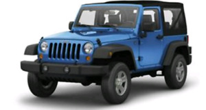 Jeep Soft Top - Summer will be here before you know it!!!