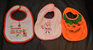 Special Occasion Bibs