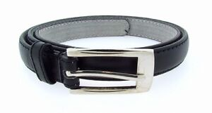 Brand New SKINNY LEATHER Womens Ladies Belt All Sizes