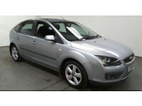 2006(06)FORD FOCUS 1.6 ZETEC MET SILVER,VERY LOW MILES,CLEAN CAR,GREAT VALUE