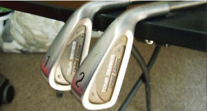 Matching Tour Series Limited Edition 1 & 2 Irons (RH) - $20.00