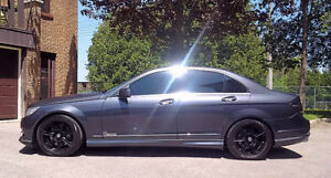 Mercedes C300 4Matic (AWD) Luxury Edition (Safety/E-test)