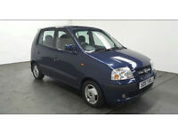 2007(57)HYUNDAI AMICA 1.1 CDX MET BLUE,LOW MILES,GREAT VALUE!