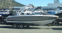 Boat Rental with Driver- Okanagan Lake