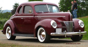 MIB 1:18 Die cast 1940 Ford Deluxe Coupe in Smithville ON