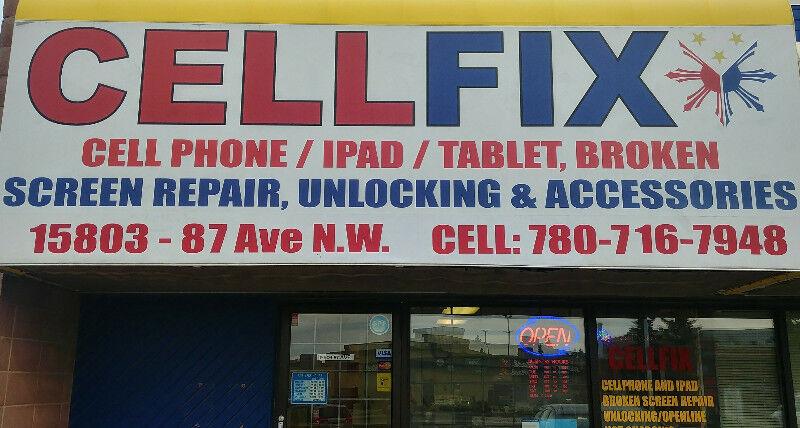 Iphone Screen Repair West Edmonton Mall