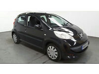 2006(56)PEUGEOT 107 1.0 URBAN BLACK,5DR,£20 TAX,GROUP 1 INSURANCE,CLEAN CAR,GREAT VALUE