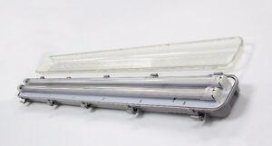LED T8 4ft 4 bulb Tri-Proof Fixtures Kitchener / Waterloo Kitchener Area image 8
