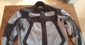 Triumph motorcycle jacket, men's (NEW CONDITION)