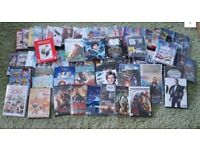 Job Lot of Assorted DVD's