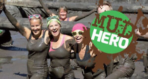 Mud Hero tickets for August 25, 2018