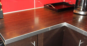 Kitchen countertops with double bowl sink Windsor Region Ontario image 5