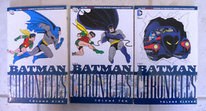 Batman Chronicles Volumes 9-11 Trade Paperbacks Golden Age DC