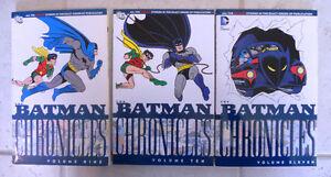 Batman Chronicles Volumes 9-11 Trade Paperbacks Golden Age DC