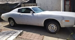 1973 CHARGER SE, BIG BLOCK AIR CAR!!