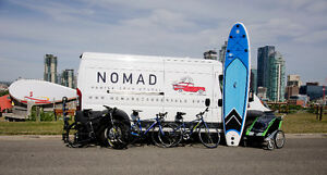 Nomad Mobile Ski, Bike and Paddle Board Rental