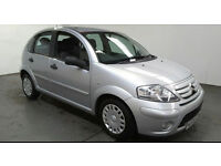 2008(08)CITROEN C3 1.4HDi RHYTHM MET SILVER,£30 TAX,BIG MPG,FSH,CLEAN CAR,GREAT VALUE