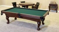 Quality Pool Tables at Liquidation Prices