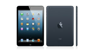 MINT IPAD MINI 2 64GB WIFI plus LTE ONLY BLACK 3 MONTHS WARRANTY