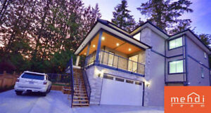 * INCREDIBLE 7 BED 6 BATH HOME FOR SALE IN COQUITLAM!*