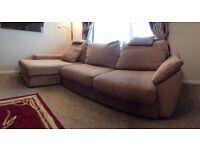 Corner/Chaise Sofa