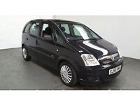 2008(58)VAUXHALL MERIVA 1.7 CDTi LIFE BLACK,LOW MILES,PLEASE READ AD!!