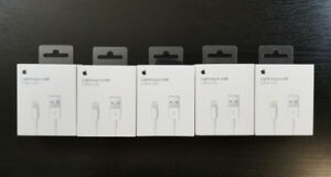 Apple Lightning USB Cable 2 Meter Iphone Ipad