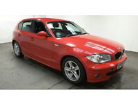 2005(05)BMW 116i SPORT BRIGHT RED,VERY LOW MILES,LOVELY CAR,GREAT VALUE