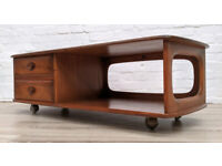 Ercol Minerva Coffee Table (DELIVERY AVAILABLE)