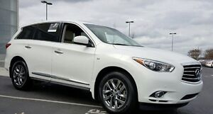 2014 Infinity QX60 AWD, 7 pass.  w/premium package. LEASE BUST!