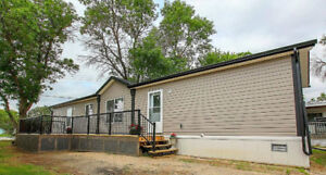 Brand New 3 Bedroom Home on Rented Lot with Free Rent Offer!
