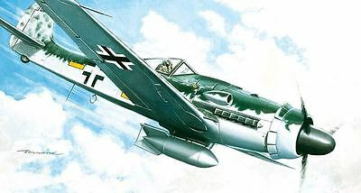 Italeri 1:72 1128: Focke-Wulf FW-190 D-9