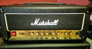 Marshall DSL15H 15/7.5-watt Tube Head
